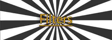 Lens Filter Cases